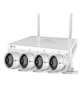 EZVIZ ezGuard Air 4 Channel Camera Kit