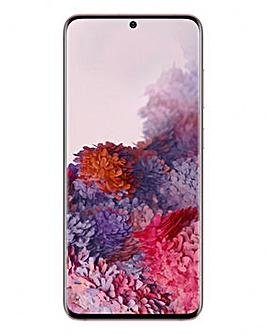 Samsung S20 5G Pink 128GB