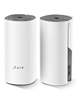 TP-Link AC1200 Deco 2 Pack Whole Home Mesh WiFi - FE Ports