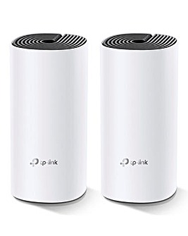 TP-Link AC1200 Deco 2 Pack Whole Home Mesh WiFi - GE Ports