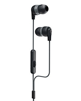 Skullcandy INKD+ Wired Headphones - Black