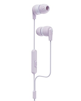Skullcandy INKD+ Wired Headphones - Faded Purple