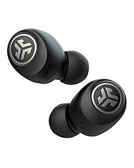 JLab JBuds Go Air True Wireless Earbuds - Black