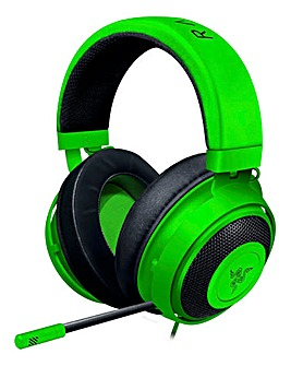 Razer Kraken Gaming Headset - Green