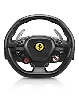 Thrustmaster T80 Ferrari 488 GTB Edition Steering Wheel