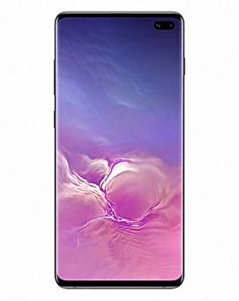 Samsung Galaxy S10 Plus Prism Black PREMIUM REFURBISHED