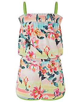 Monsoon Active Serena Ombre Playsuit