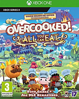 Overcooked! All You Can Eat - Xbox SX