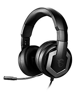 MSI Immerse GH61 Hi-RES 7.1 Virtual Surround Sound Gaming Headset