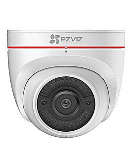 EZVIZ C4W Outdoor Camera with Siren & Strobe Light