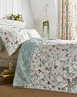 Eden Quilted Throwover