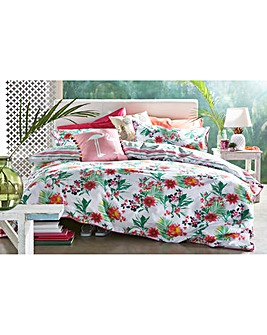 Renee Reversible Print Duvet Set