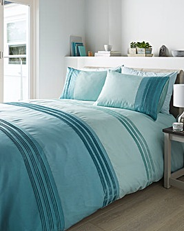 Colette Embellished Duvet Cover Set