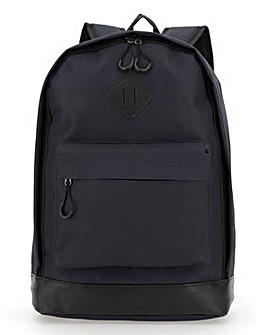 Navy Plain Back Pack