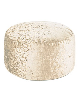 Crushed Velvet Round Bean Slab