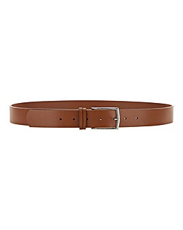 Brown Slim Chino Belt