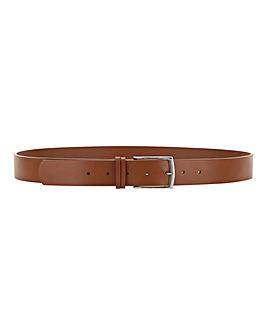 Brown Slim Chino Belt