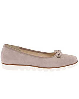 Gabor Grow Wider Fit Casual Pumps