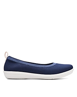 Clarks Cloudsteppers Ayla Paige Standard Fitting Shoes