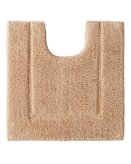 Supersoft Snuggle Bath Mats Natural