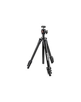 Manfrotto Compact Camera Tripod - Black