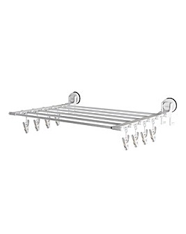 Gecko Laundry Rack White