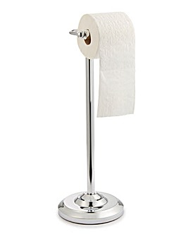 Freestanding Toilet Roll Holder