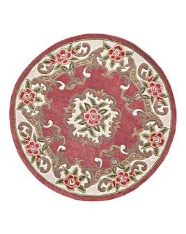 Dynasty Wool Circle Rug