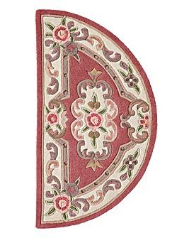 Dynasty Wool Half Moon Rug