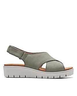 Clarks Unstructured Un Karely Sun Standard Fitting Sandals