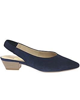 Gabor Heathcliff Womens Slingback Shoes