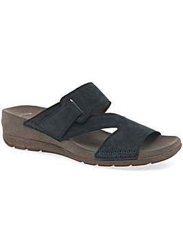 Gabor Kirby Standard Fit Mule Sandals