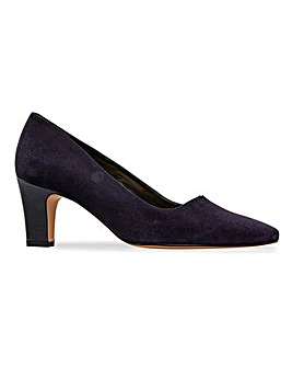 Van Dal Ophelia Court Shoes Wide EE Fit