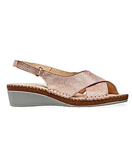 Van Dal Faversham Sandals Wide E Fit