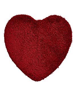 Buddy Rug Heart Shape