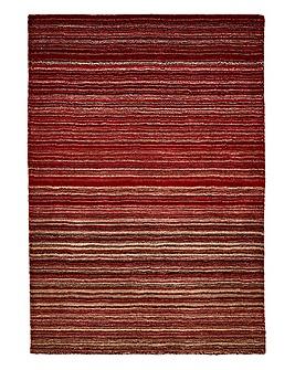 Fine Stripe Wool Rug