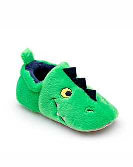 Chipmunks  Baby Dinosaur Slippers