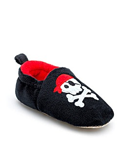 Chipmunks  Baby Pirate Slippers