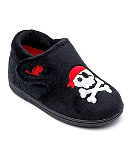 Chipmunks  Pirate Slippers