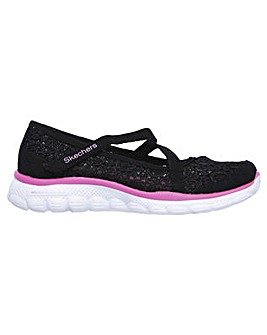 Skechers Flex 2.0 Comfy Crochetes Shoe
