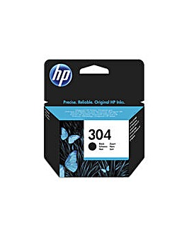 HP 304 Black Ink Cartidge