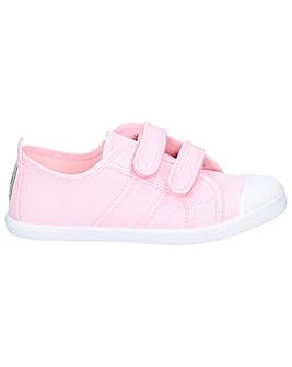 Flossy Sasha Junior Touch Fastening Shoe