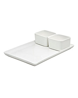 James Martin 3 Piece Serving Platter
