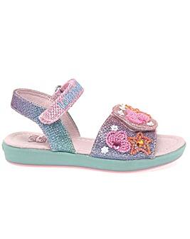 Lelli Kelly Rainbow Blossom Sandals