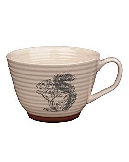 Stafford Wildlife Squirrel Mug