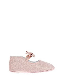 Monsoon Baby Everly Bootie