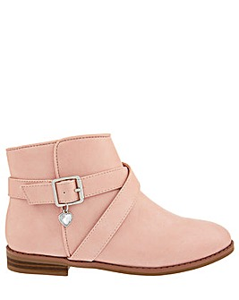 Monsoon Sadie Pretty Charm Buckle Boot
