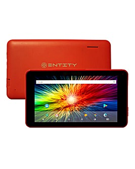 Entity 7IN Tablet Red
