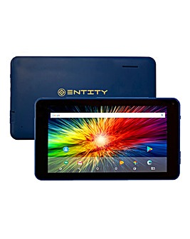 Entity 7IN Tablet Blue