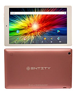 Entity 10.1IN Tablet Rose Gold